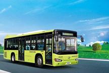 210辆海格纯电动大巴批量投放南京
