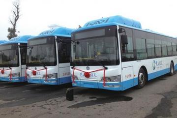 奇瑞万达向芜湖公交交付200辆气电混合动力公交