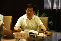 天津力神电池股份有限公司总裁 秦兴才