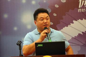 波士顿电池副总裁 胡贺淞