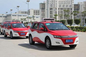 100辆比亚迪E6电动出租车将投入泸州运营