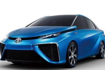 丰田Mirai燃料电池车将采用日本东丽碳纤维