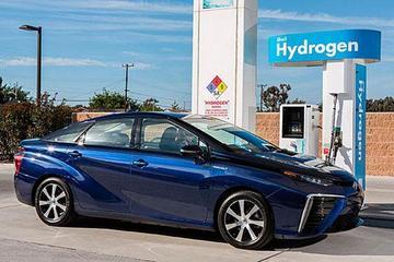 力挺燃料电池车 丰田能否改变新能源车发展方向 ?