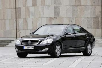 LG与奔驰合作开发自动驾驶汽车