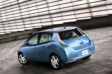 日产扩军 2016将推两款电动车和一款混动车