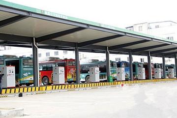 江西南昌再投放新能源公交车 第二座充电站建成