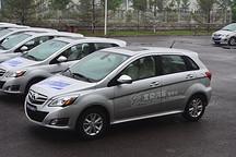 北汽新能源2014年销售纯电动车5510辆 同比增长238%