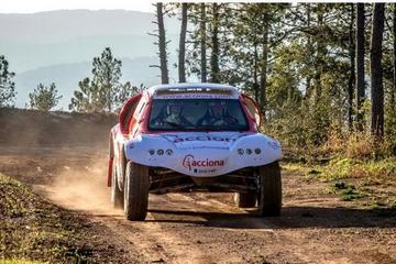 达喀尔首次迎来电动赛车 西班牙全电动赛车单挑燃油车