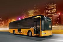 潍柴亚星200余辆新能源公交车在扬州投运