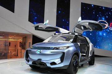 广汽将携增程式概念车Witstar/GA6 GT亮相北美车展