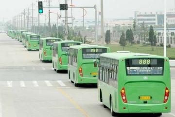 江苏盐城1255辆新能源汽车上牌了 超额完成省指标