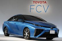 丰田燃料电池车上市1个月预订量达1500辆