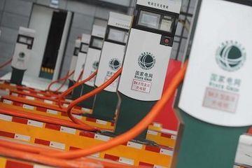 合肥市今年初步建成电动汽车配套设施网络
