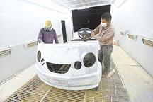 江西赣州今年新推广379辆新能源汽车
