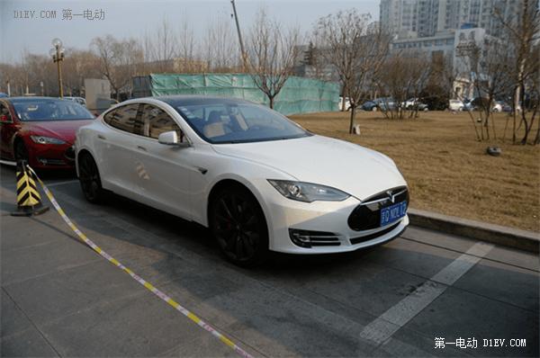2014全球新能源汽车大会开幕 新能源汽车嘉年华启航