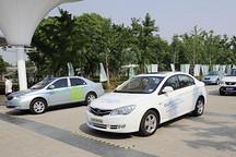 上海新能源车去年销量达1.1万辆 7成为私人购买