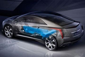 凯迪拉克全系产品将实现插电式混动技术