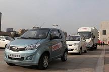 唐骏乘商领域齐发力 今年欲销3万辆电动车