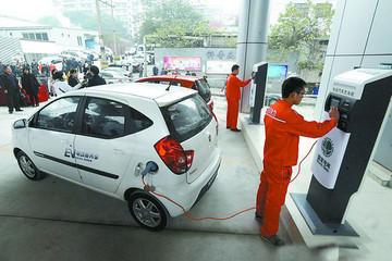 扶持新能源汽车 深圳今年拟投50亿