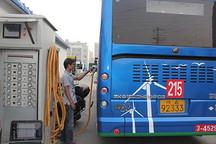郑州162辆插电式混合动力公交车即将投入运营