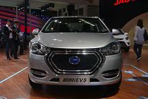 江淮雷兵:2015年电动车销售目标1万辆