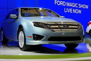 福特联手英德机构 研究自动驾驶技术