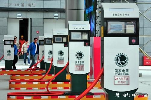 中国新能源汽车公共充电桩建设阻力大