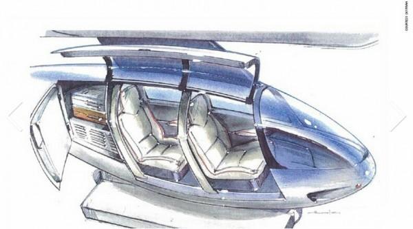 """美媒图解""""空中汽车"""" 未来或成解决拥堵良方"""