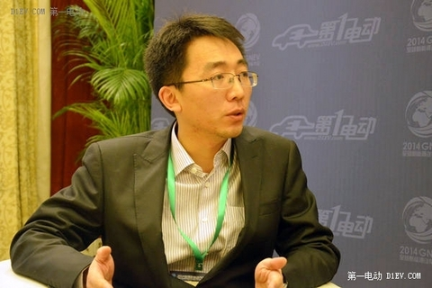 南京普斯迪尔科技有限公司总经理李鑫