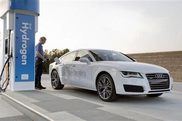 奥迪购燃料电池技术专利 或用于保时捷宾利兰博基尼