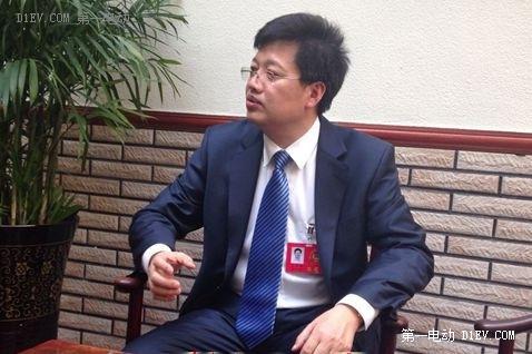 """政协委员于德翔:特锐德打造新能源车""""青岛模式"""""""