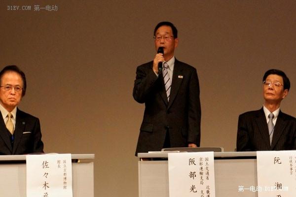 比亚迪K9进驻日本市场 首次效力京都