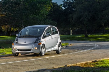 新款三菱i-MiEV 3月美国上市 起价15万元