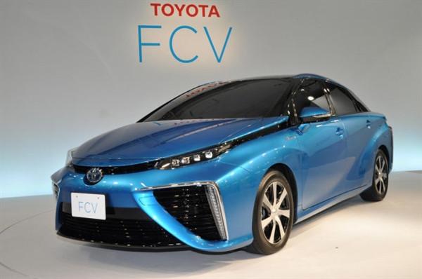 丰田燃料电池车入华:全面秒杀特斯拉