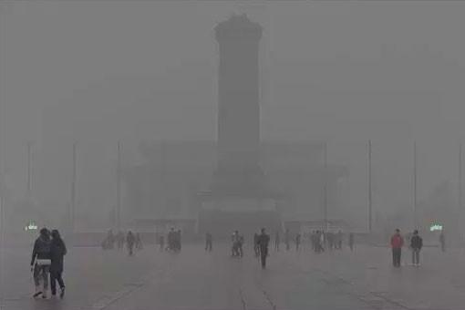 雾霾在天,穹顶之下,松正还你一片蔚蓝!