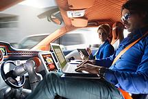美貌与智慧并存而且环保 纯电动i3变身自动驾驶神车