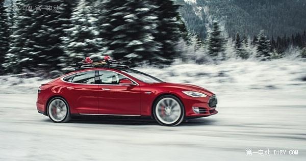 深解Model S P85D 3月底中国交付