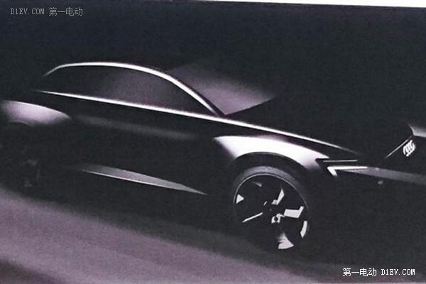 奥迪发布Q6 将进军豪华纯电SUV市场