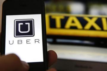 """Uber与比亚迪合作测试电动车 美国梦开始""""来电"""""""