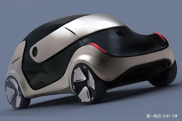 苹果imove汽车设计图