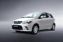 北汽推出EV160轻秀版 享购车奖励后最低9.69万