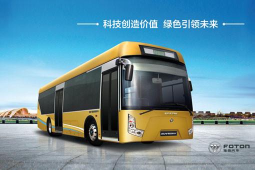 福田汽车战略引擎拉开收益大幕新能源成增长着力点