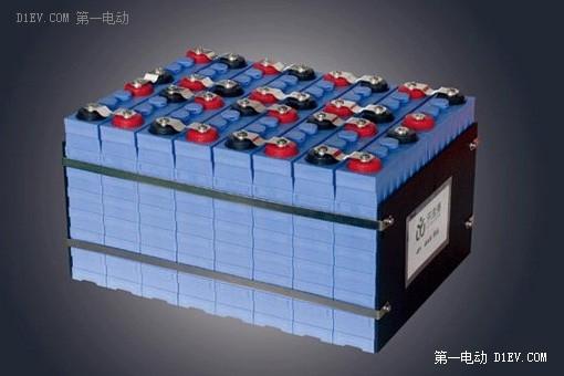 比亚迪磷酸铁锂电池