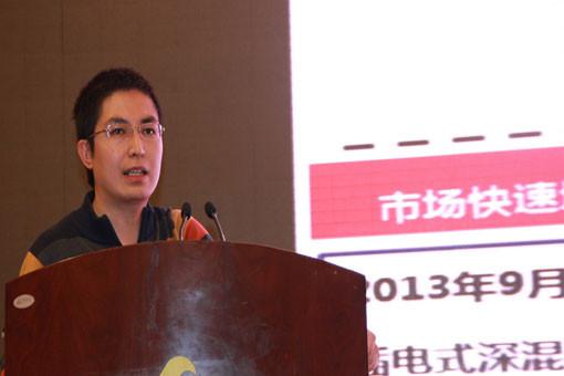 2015年中国新能源汽车推广应用高峰论坛落幕,松正受瞩目!