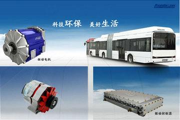 装载佩特来电驱动系统全国首辆18米纯电动公交车 投入运营
