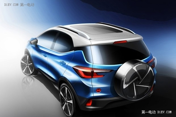 比亚迪领衔 2015上海车展重磅新能源汽车速览