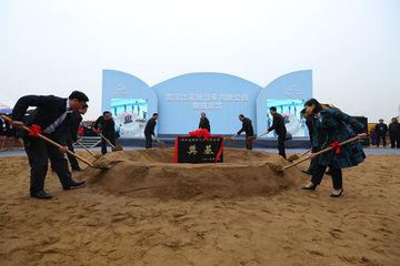 比亚迪武汉新能源基地开建 年产纯电动客车/专用车8000辆