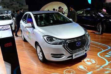 江淮iEV5电动车2015上海车展上市