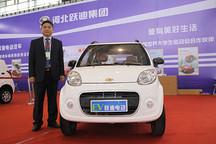 跃迪集团三箭齐发  2015将推4款民用新车