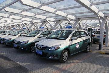 北京鼓励出租汽车更新为纯电动:最高5万补贴+建充电桩